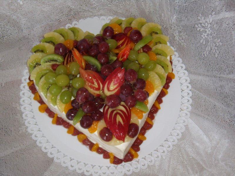 Ovocne srdce