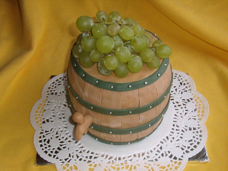 Vinný soudek