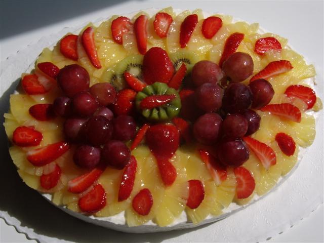 Ovocný s želatinou