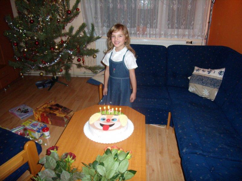 Šárka 6. narozeniny